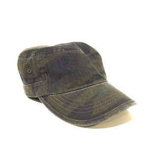 Other - (Sold) 100% Cotton Cadet Military Style Hat Army